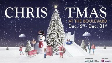 Christmas At The Boulevard 2018