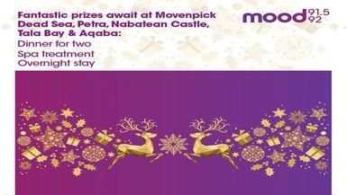 Movenpick Competition on MoodFM