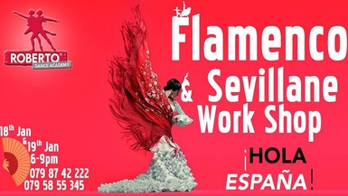 Flamenco & Sevillanas Workshop